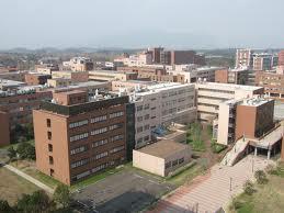 筑波大学校舎
