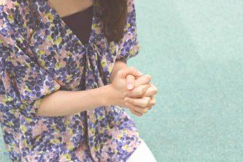 祈りたくない時に 祈らなければならない その時がつまり 非常の祈りだ -摂理の箴言より