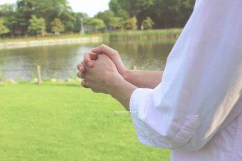 <祈り>が神様に仕え愛することにおいてどれほど必要なのか、悟らなければならない。「息をすること」のように必要だ。 -摂理 キリスト教福音宣教会 鄭明析牧師の箴言より