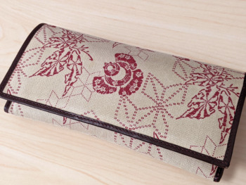 日本製のお財布